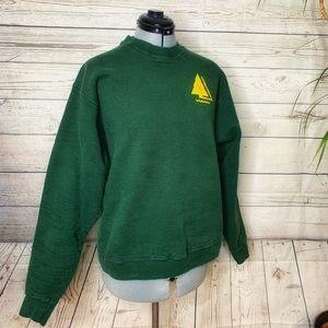 Vintage Forestry Parks Recreation Sweatshirt
